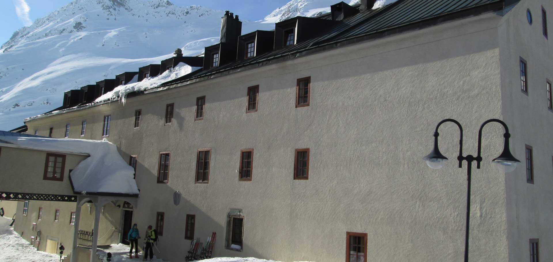 Stages niveau 2 ski de randonnée