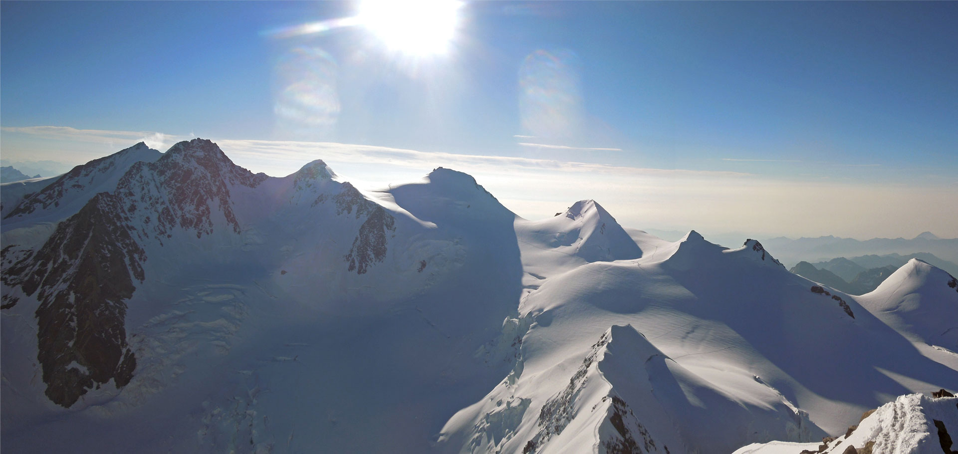 Stages niveau 4 ski de randonnée