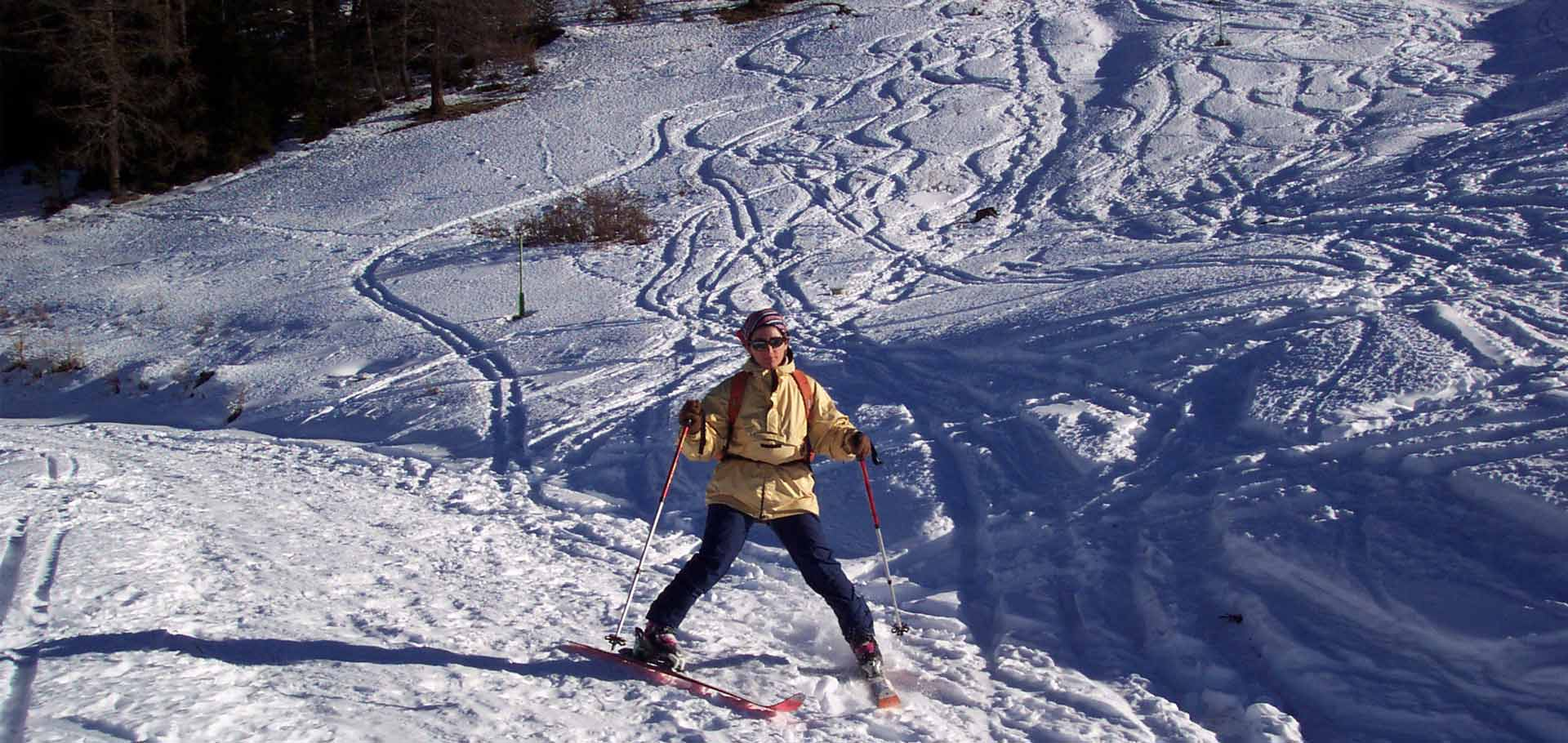 Stages ski de randonnée niveau 1
