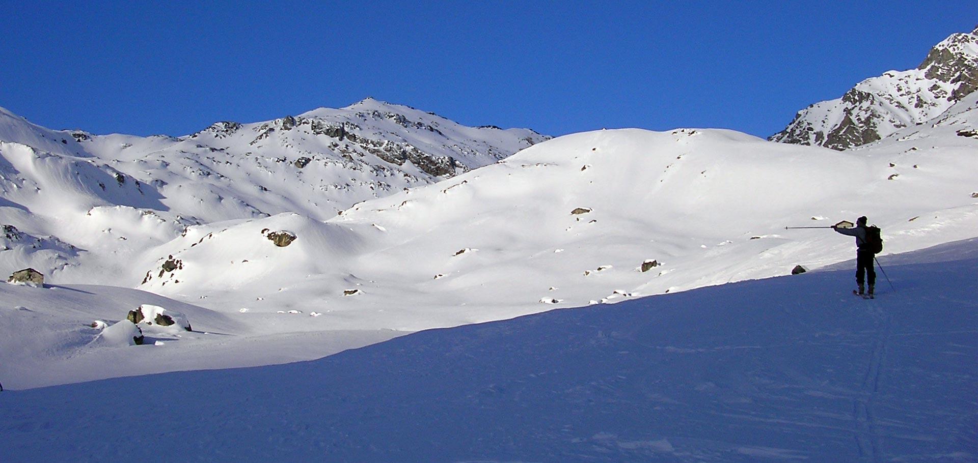 Ski de rando dans les vallées du Grand Paradis