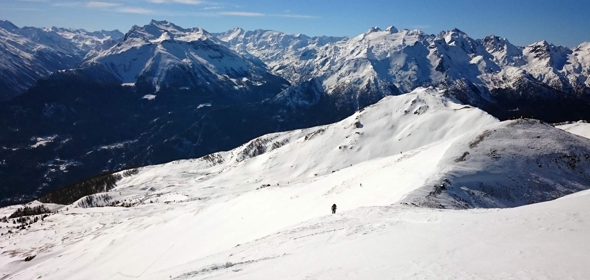 Stages ski de randonnée niveau 3